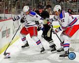 New York Rangers - Michael Del Zotto, Brian Boyle Photo Photo