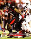 Texas Tech Red Raiders - Michael Crabtree Photo Photo