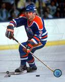 Edmonton Oilers - Paul Coffey Photo Photo