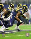 St Louis Rams - Michael Brockers Photo Photo