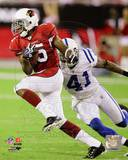 Arizona Cardinals - Steve Breaston Photo Photo