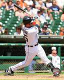 Detroit Tigers - Ryan Raburn Photo Photo