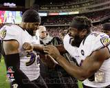 Baltimore Ravens - Ray Lewis, Ed Reed Photo Photo