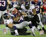 Baltimore Ravens - Ray Lewis, Haloti Ngata Photo Photo