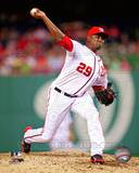 Washington Nationals - Rafael Soriano Photo Photo