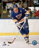 St Louis Blues - Rob Ramage Photo Photo