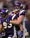 Minnesota Vikings - Kevin Williams, Jared Allen Photo Photo