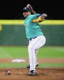 Seattle Mariners - Michael Pineda Photo Photo