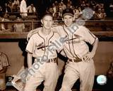 St Louis Cardinals - Red Schoendienst, Marty Marion Photo Photo