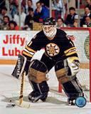 Boston Bruins - Reggie Lemelin Photo Photo