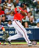 Atlanta Braves - Michael Bourn Photo Photo