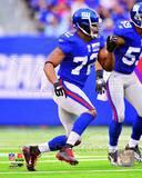 New York Giants - Osi Umenyiora Photo Photo