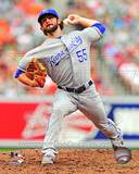Kansas City Royals - Tim Collins Photo Photo