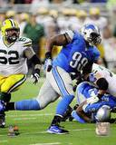 Detroit Lions - Nick Fairley Photo Photo