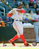 Washington Nationals - Nyjer Morgan Photo Photo