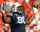 Auburn Tigers - Nick Fairley Photo Photo