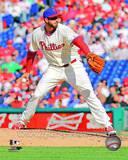 Philadelphia Phillies - Phillippe Aumont Photo Photo
