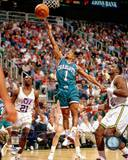 Charlotte Hornets - Tyrone Bogues Photo Photo