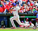 Philadelphia Phillies - Michael Young Photo Photo