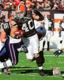 Cleveland Browns - Peyton Hillis Photo Photo