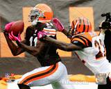 Cleveland Browns - Mohamed Massaquoi Photo Photo
