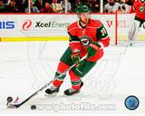 Minnesota Wild - Nate Prosser Photo Photo