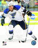 St Louis Blues - Matt D'Agostini Photo Photo