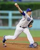 Los Angeles Dodgers - Nate Eovaldi Photo Photo
