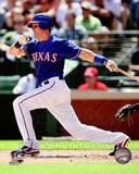 Texas Rangers - Michael Young Photo Photo