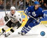 Pittsburgh Penguins, Toronto Maple leafs - Sidney Crosby, Alexei Ponikarovsky Photo Photo