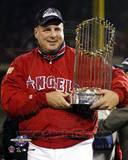 Anaheim Angels - Mike Scioscia Photo Photo
