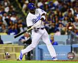 Los Angeles Dodgers - Yasiel Puig Photo Photo