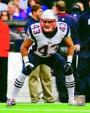 New England Patriots - Nate Ebner Photo Photo