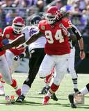 Kansas City Chiefs - Tyson Jackson Photo Photo