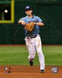 Tampa Bay Rays - Reid Brignac Photo Photo