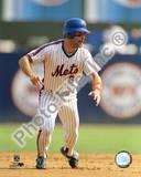 New York Mets - Wally Backman Photo Photo