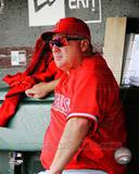 Los Angeles Angels - Mike Scioscia Photo Photo