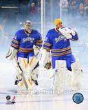 Buffalo Sabres - Patrick Lalime, Ryan Miller Photo Photo