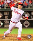 Philadelphia Phillies - Tyler Cloyd Photo Photo
