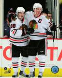 Chicago Blackhawks - Jonathan Toews, Patrick Kane Photo Photo