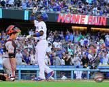 Los Angeles Dodgers - Yasiel Puig Photo Photo