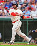 Cleveland Indians - Mike Aviles Photo Photo