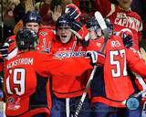Washington Capitals - Nicklas Backstrom, Alex Ovechkin, Mike Green Photo Photo