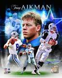 Dallas Cowboys - Troy Aikman Photo Photo