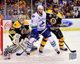 Boston Bruins - Zdeno Chara, Tim Thomas Photo Photo