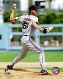 San Francisco Giants - Randy Johnson Photo Photo