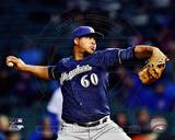 Milwaukee Brewers - Wily Peralta Photo Photo