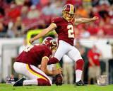 Washington Redskins - Kai Forbath Photo Photo