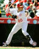 Los Angeles Angels - Juan Rivera Photo Photo