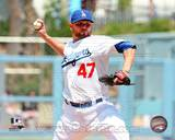Los Angeles Dodgers - Ricky Nolasco Photo Photo